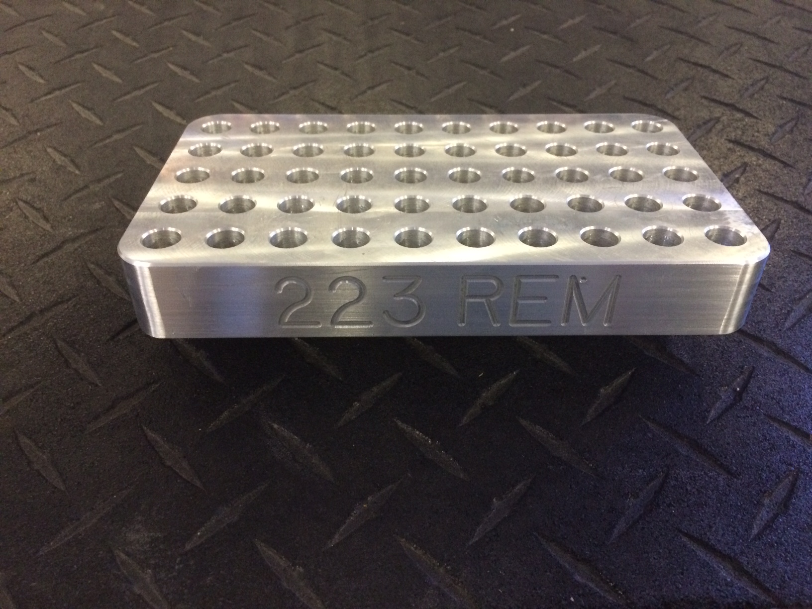 .223/5.56 Aluminum Loading Block