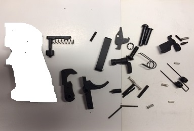 AR 10 Lower Parts kit