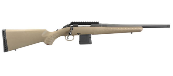 Ruger American Ranch 5.56 Bolt Action