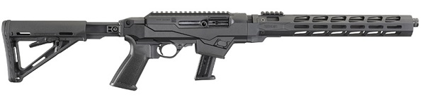 Ruger PC 9 Takedown AR 6 Position Stock W/ Handguard