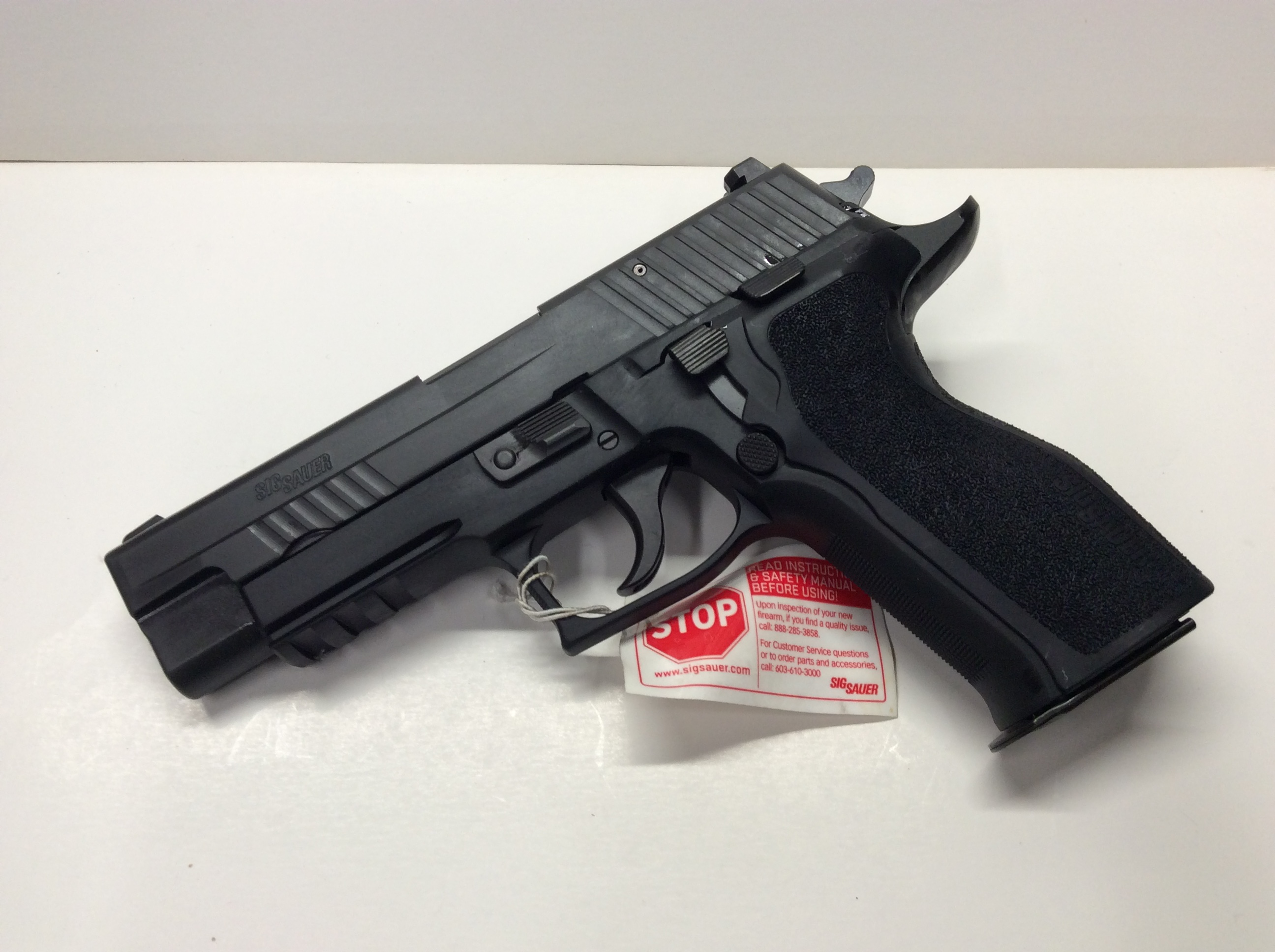 Sig Sauer 226R Enhanced Elite
