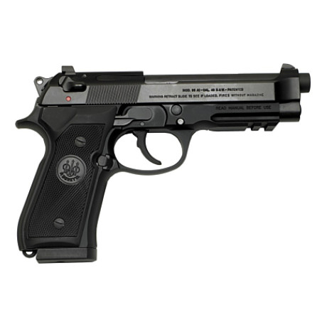 Beretta 92A1 9mm Black