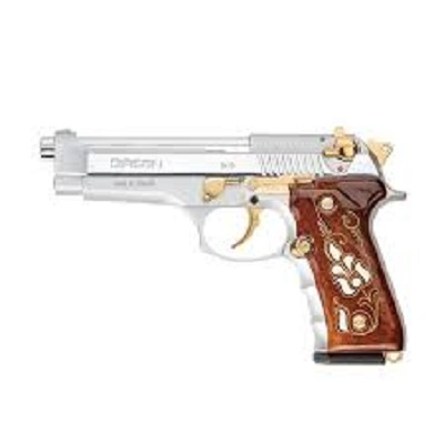 "Girsan Regard MC Gold with Pic Rail 4.9"" 9mm"