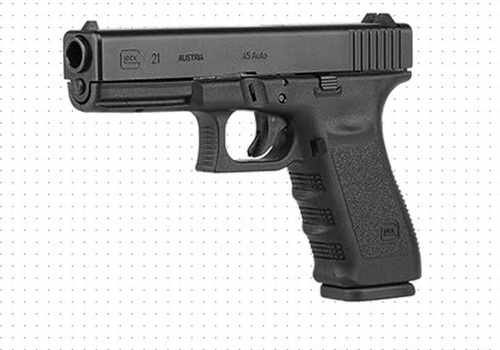 Glock 21SF 45 ACP Made in Austria