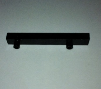 1911 plunger tube black