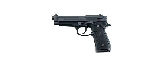 Beretta 92FS 9mm Black