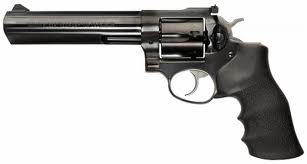 "Ruger GP 100 6"" Blued"
