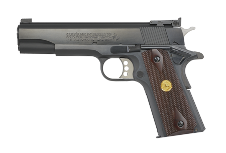 Colt USA National Match 45 ACP