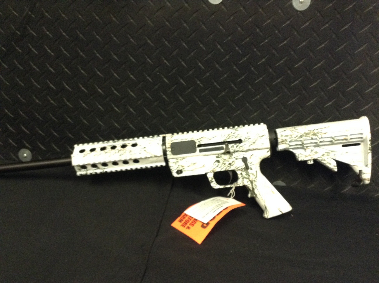 Just Right Carbine 9mm Snow Ghost