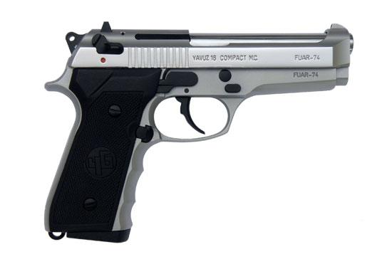 Girsan Compact 9mm Bright White
