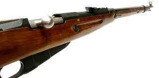 Russian Mosin Nagant Hex receiver 7.62x54