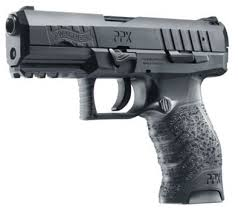 Walther PPX 9mm Range Kit